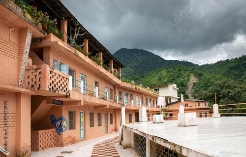 Photo Babaji's ashram in Haidakhan Valley