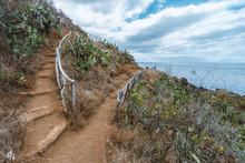 Steep Slope Pathway