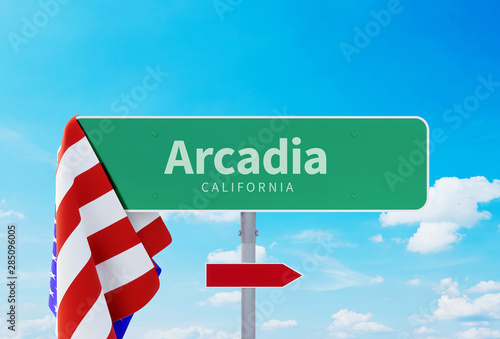 Photo Arcadia – California
