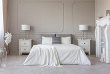 New York Style Bedroom Interio...