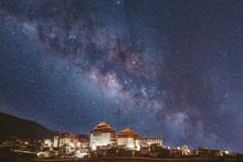 The Milky Way In Shangri-La