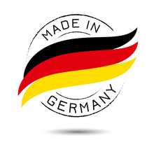 Made In Germany Quality Label ...