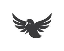 Swan Logo Template Vector Illu...