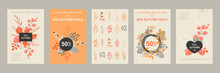 Set Of Vector Banners Or Flyer...