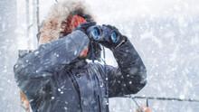 Polar Scientist And Adventurer...