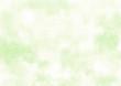 Leinwandbild Motiv 水彩 明るい緑 背景
