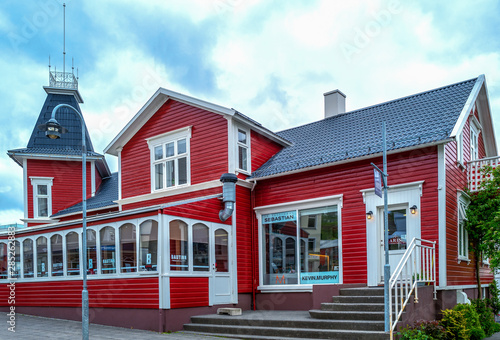 Iceland, natural wonders and traditions Fototapeta