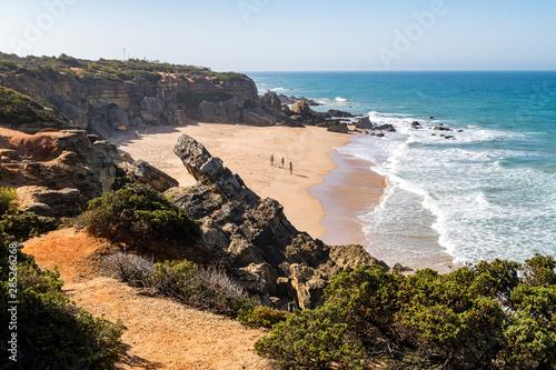 Fotografia Roche coves in Conil de la Frontera, Cadiz, Spain