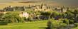 Leinwandbild Motiv Carcassonne