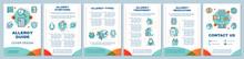 Allergy Guide Brochure Templat...