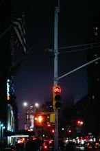 Bike And Pedestrian Traffic Signals
