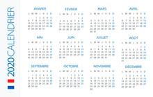 Calendar 2020 Horizontal - Ill...