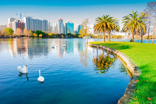 Orlando. Located In Lake Eola ...