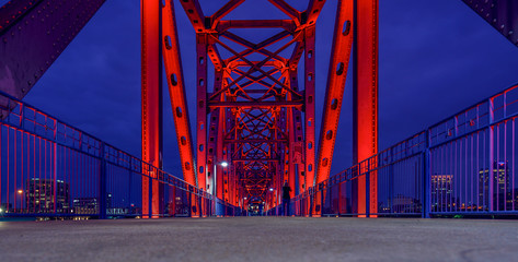 Junction Bridge, Little Rock