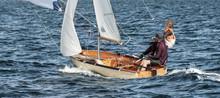 Children Sailing Small Traditi...