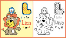 Learn To Spell Lion's Name, Ve...