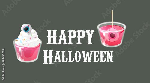Carta da parati Happy halloween