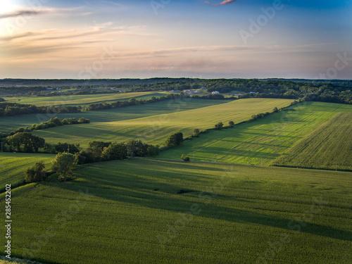 Obraz Wisconsin Country side - fototapety do salonu
