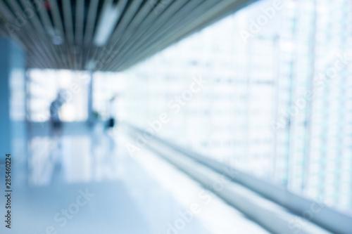 Obraz interior abstract defocused blurred background - fototapety do salonu