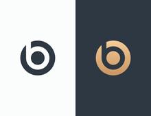 Letter B Logo Template Vector ...