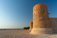 One Of The Towers Of The Al Zu...