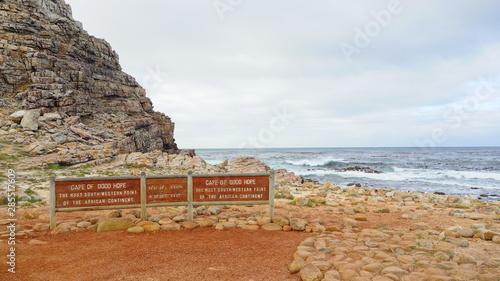 Fotografie, Tablou  Cape of Good Hope Landmark. South Africa