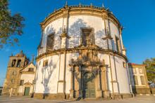 Mosteiro Da Serra Do Pilar à Porto, Portugal, Au Soleil Couchant