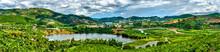 Landscape In Dalat, Vietnam
