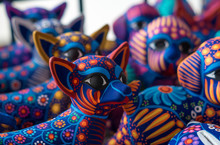 Handcraft Dog Painted By Hand ...