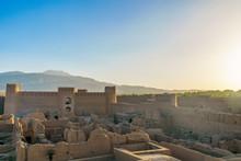 Rayen Castle In Kerman Iran