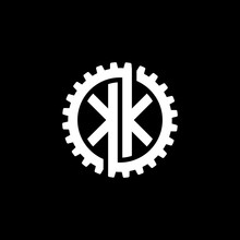 Initial Letter K And K, KK, In...