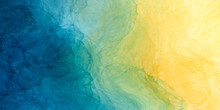 Abstract Colorful Watercolor P...