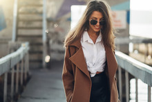 Beautiful Young Stylish Girl I...