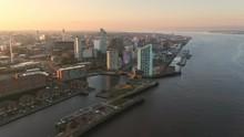 Liverpool Aerial Shot Drone Uk...