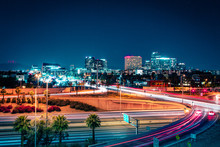 Downtown Phoenix, Arizona At N...