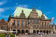 canvas print picture - Bremen, Deutschland