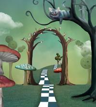 Wonderland Series - Surreal Co...