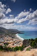Gorgeous view from Rocca di Cefalu in Sicily