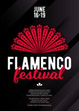 Vertical Flamenco Template Wit...