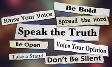 Speak The Truth Share Opinion ...