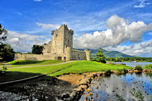 Ross Castle  -  A 15th-century...