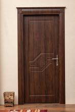 Close Up For Wooden Door