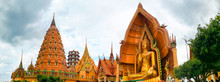 Wat Tham Sua And Wat Tham Khao Noi, Kanchanaburi, Thailand