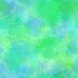 Leinwandbild Motiv Watercolor Pattern. Spotty Seamless Background for Printing and Digital Design.