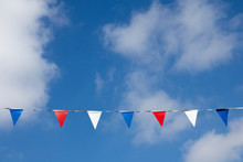 Red White And Blue Bunting Set...