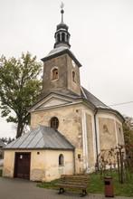 Kostel Sv. Antonina Paduanskeh...