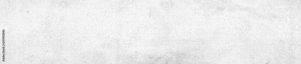 Fototapeta Beschaffenheit einer alten weißen Mauer aus Beton als abstrakter Hintergrund