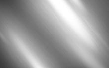 Silver Metal Texture Backgroun...