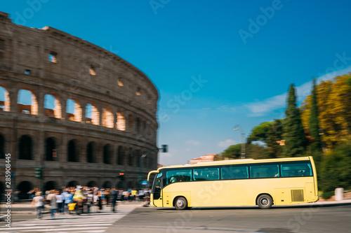 Valokuvatapetti Rome, Italy