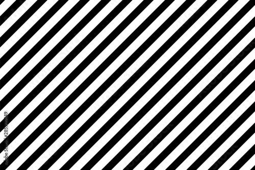 Slika na platnu Thick left diagonal lines